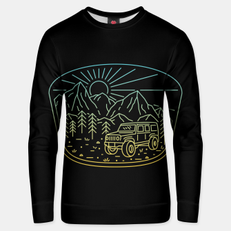 Miniatur Expedition Unisex sweater, Live Heroes