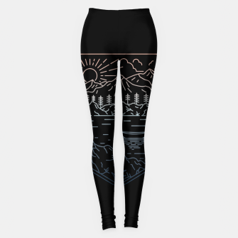 Thumbnail image of Canoe Leggings, Live Heroes