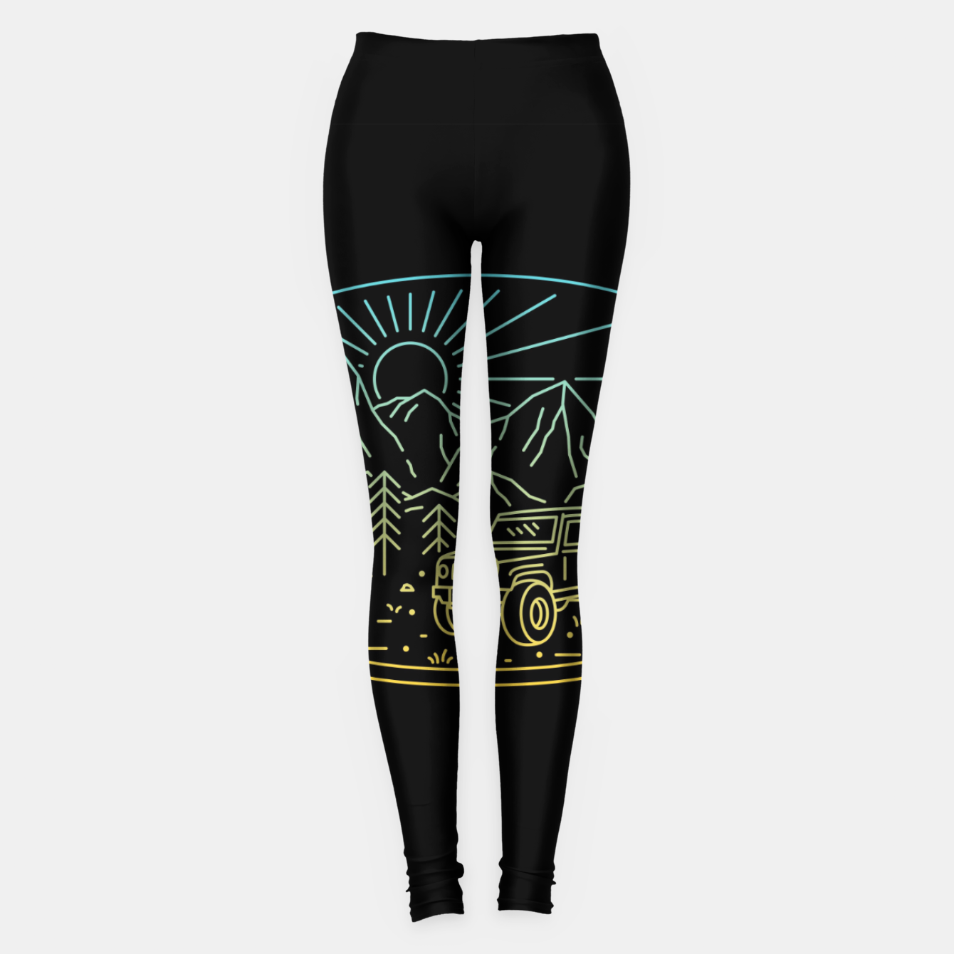 Image of Expedition Leggings - Live Heroes