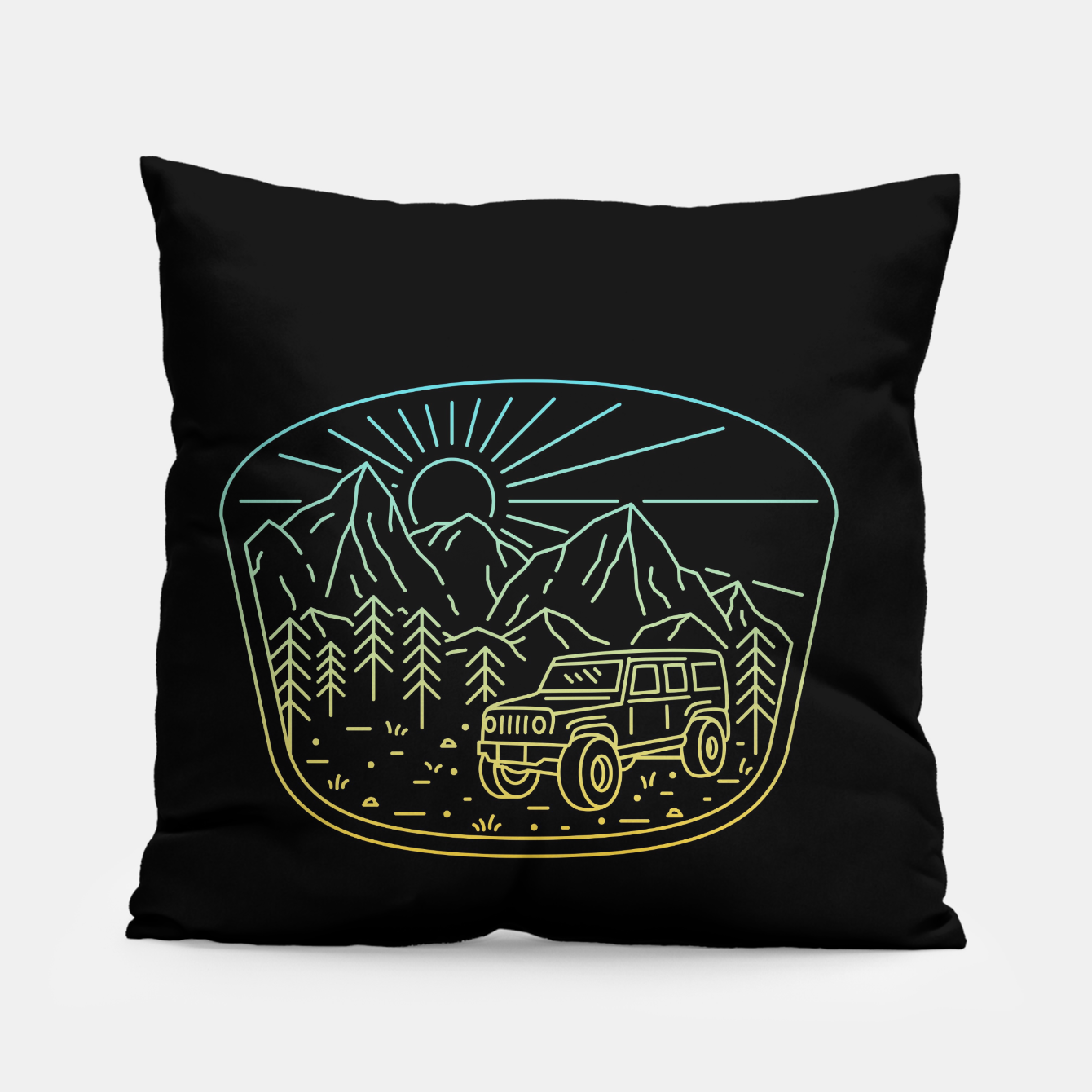 Foto Expedition Pillow - Live Heroes