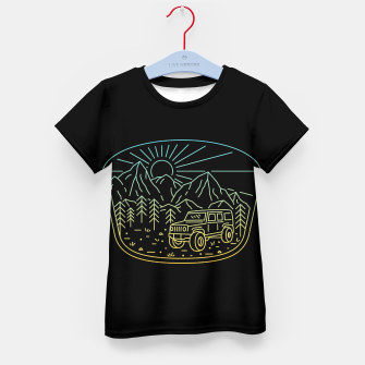 Thumbnail image of Expedition Kid's t-shirt, Live Heroes