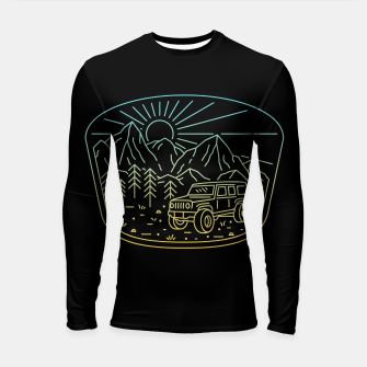 Thumbnail image of Expedition Longsleeve rashguard , Live Heroes