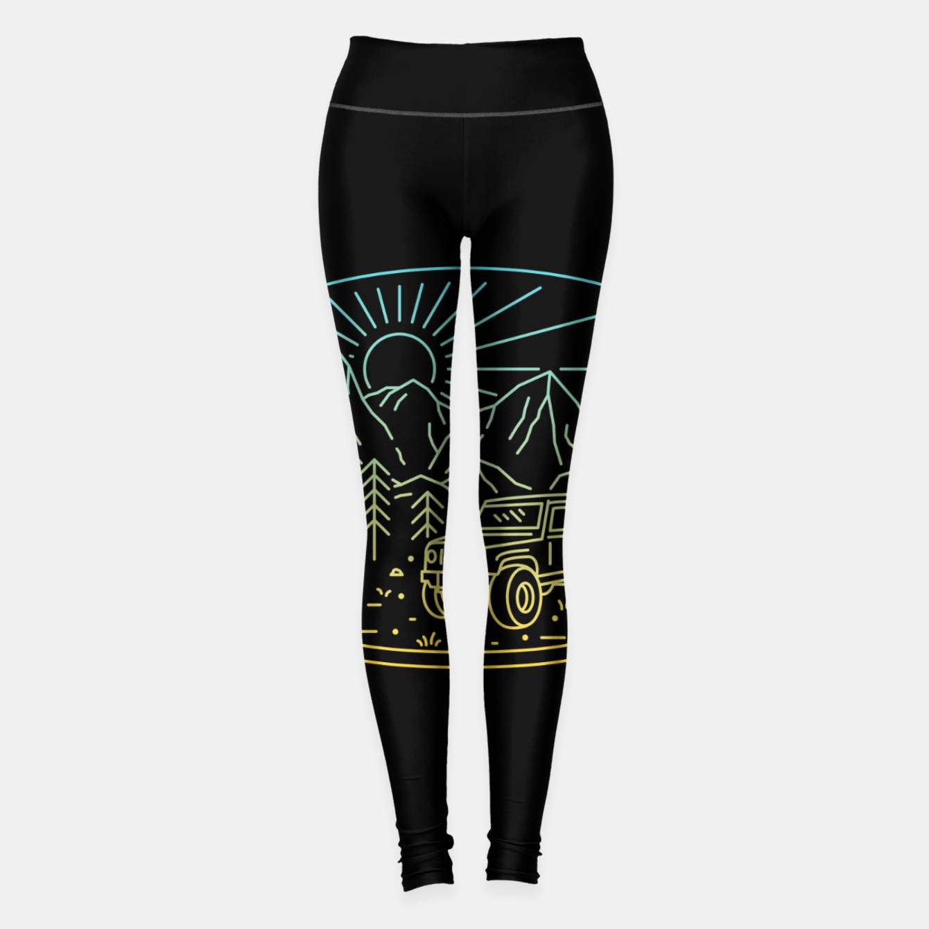 Image de Expedition Leggings - Live Heroes