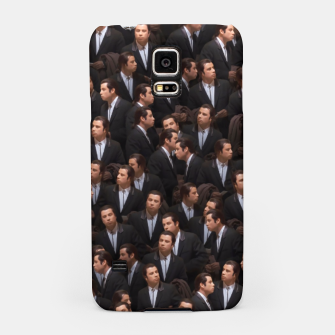 Thumbnail image of Travolta confused Samsung Case, Live Heroes