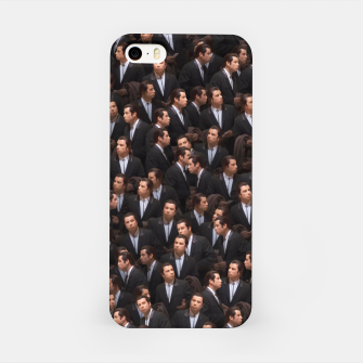 Travolta confused iPhone Case thumbnail image
