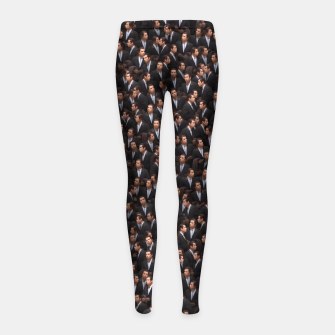 Thumbnail image of Travolta confused Girl's leggings, Live Heroes