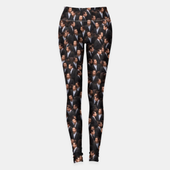 Thumbnail image of Travolta confused Leggings, Live Heroes