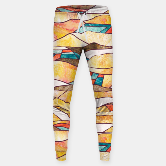 Thumbnail image of Monegros Abstract landscape Pantalones de chándal , Live Heroes
