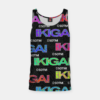 Thumbnail image of IKIGAI Tank Top, Live Heroes