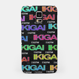 Thumbnail image of IKIGAI Samsung Case, Live Heroes