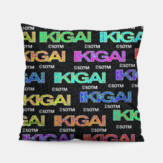 Thumbnail image of IKIGAI Pillow, Live Heroes
