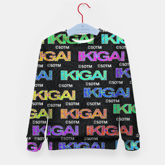 Thumbnail image of IKIGAI Kid's sweater, Live Heroes
