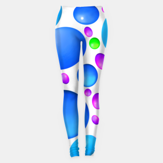 Thumbnail image of Sweet Candy Colour Blue  Leggings, Live Heroes