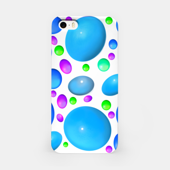 Thumbnail image of Sweet Candy Colour Blue  Carcasa por Iphone, Live Heroes