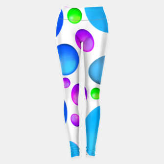 Imagen en miniatura de Sweet Candy Colour Blue  Leggings, Live Heroes