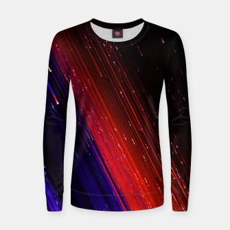 Thumbnail image of STAR HALF Women sweater, Live Heroes