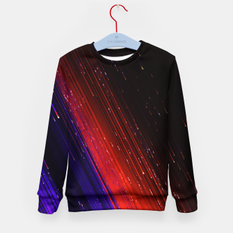 Thumbnail image of STAR HALF Kid's sweater, Live Heroes