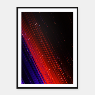Thumbnail image of STAR HALF Framed poster, Live Heroes