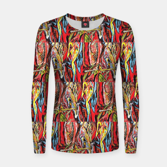 Imagen en miniatura de repeat defeat  Women sweater, Live Heroes