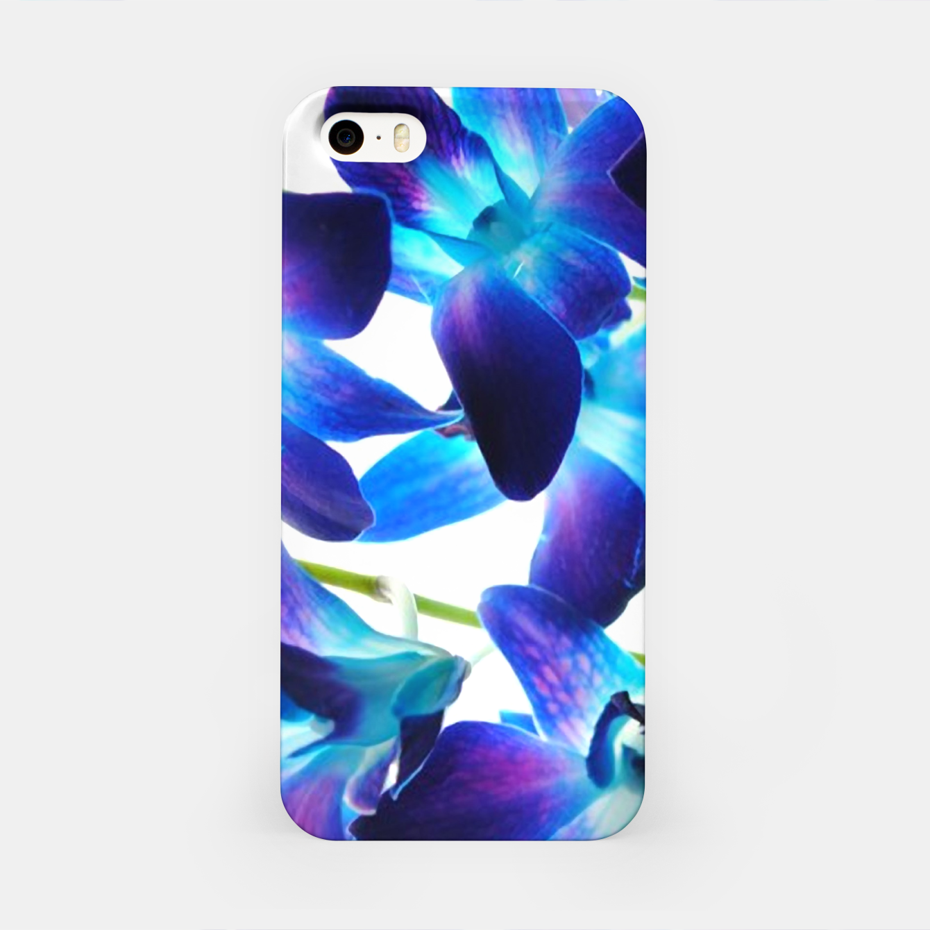 Image of Purple  Orchids iPhone Case - Live Heroes