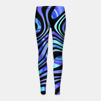 Thumbnail image of Toxic Vape Girl's leggings, Live Heroes