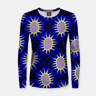 Thumbnail image of African Print Women sweater, Live Heroes