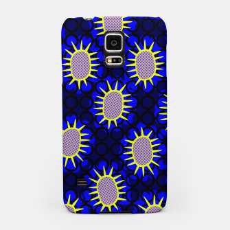 Miniatur African Print Samsung Case, Live Heroes