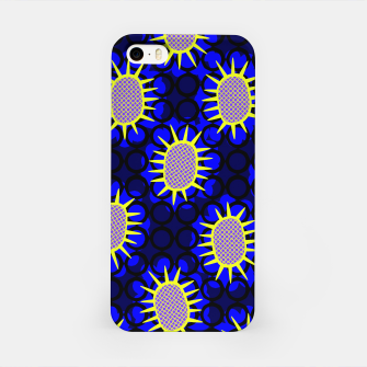Thumbnail image of African Print iPhone Case, Live Heroes