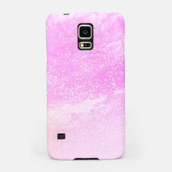 Thumbnail image of Cosmic pastel pink sky ( digital watercolor ) Samsung Case, Live Heroes