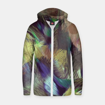 Miniature de image de Forest Zip up hoodie, Live Heroes