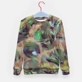 Miniature de image de Forest Kid's sweater, Live Heroes