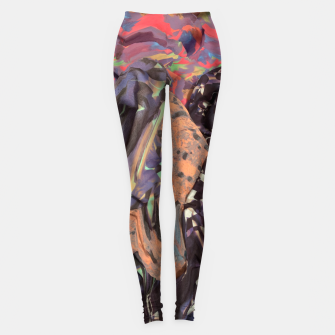 Miniature de image de tex Leggings, Live Heroes