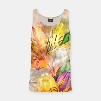 Thumbnail image of Lily Stole My Heart Tank Top, Live Heroes