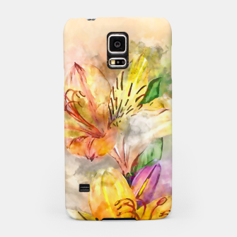 Thumbnail image of Lily Stole My Heart Samsung Case, Live Heroes