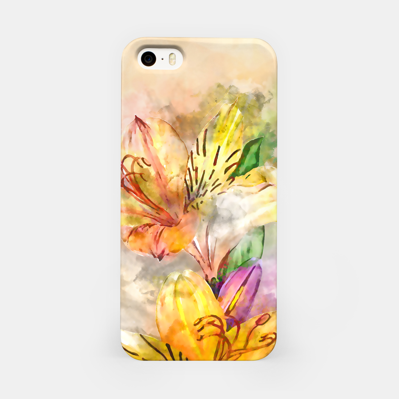 Image of Lily Stole My Heart iPhone Case - Live Heroes