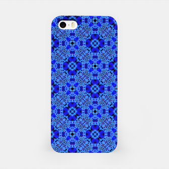 Thumbnail image of Blue Mandala Pattern iPhone Case, Live Heroes
