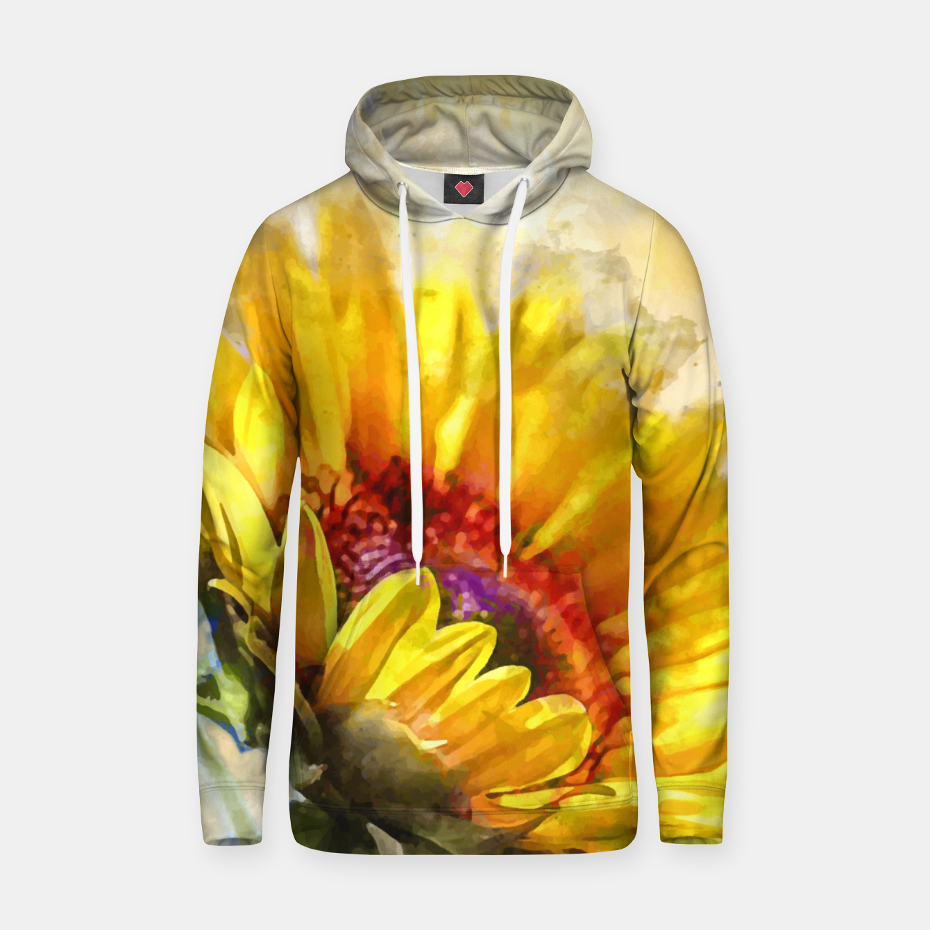 Image of Blossom Sunny Hoodie - Live Heroes