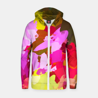 Winterberry Zip up hoodie Bild der Miniatur