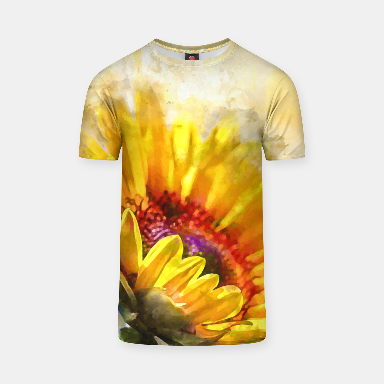 Image of Blossom Sunny T-shirt - Live Heroes