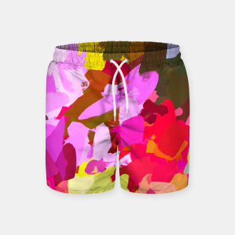 Miniatur Winterberry Swim Shorts, Live Heroes