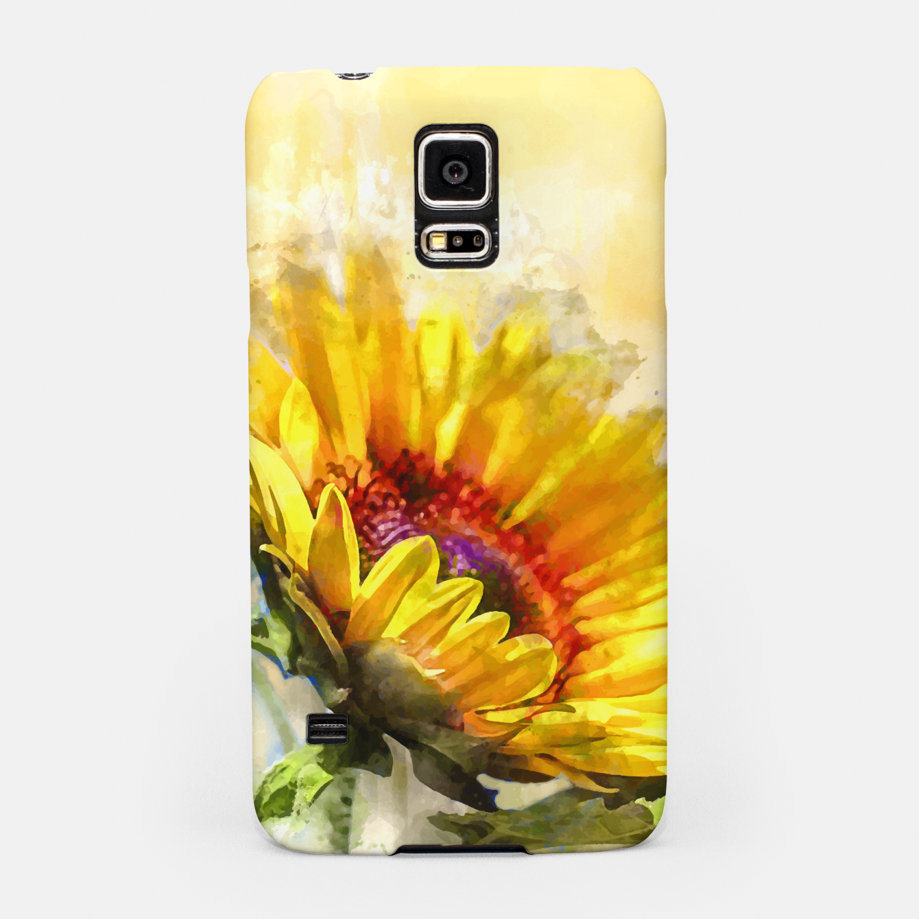 Image of Blossom Sunny Samsung Case - Live Heroes