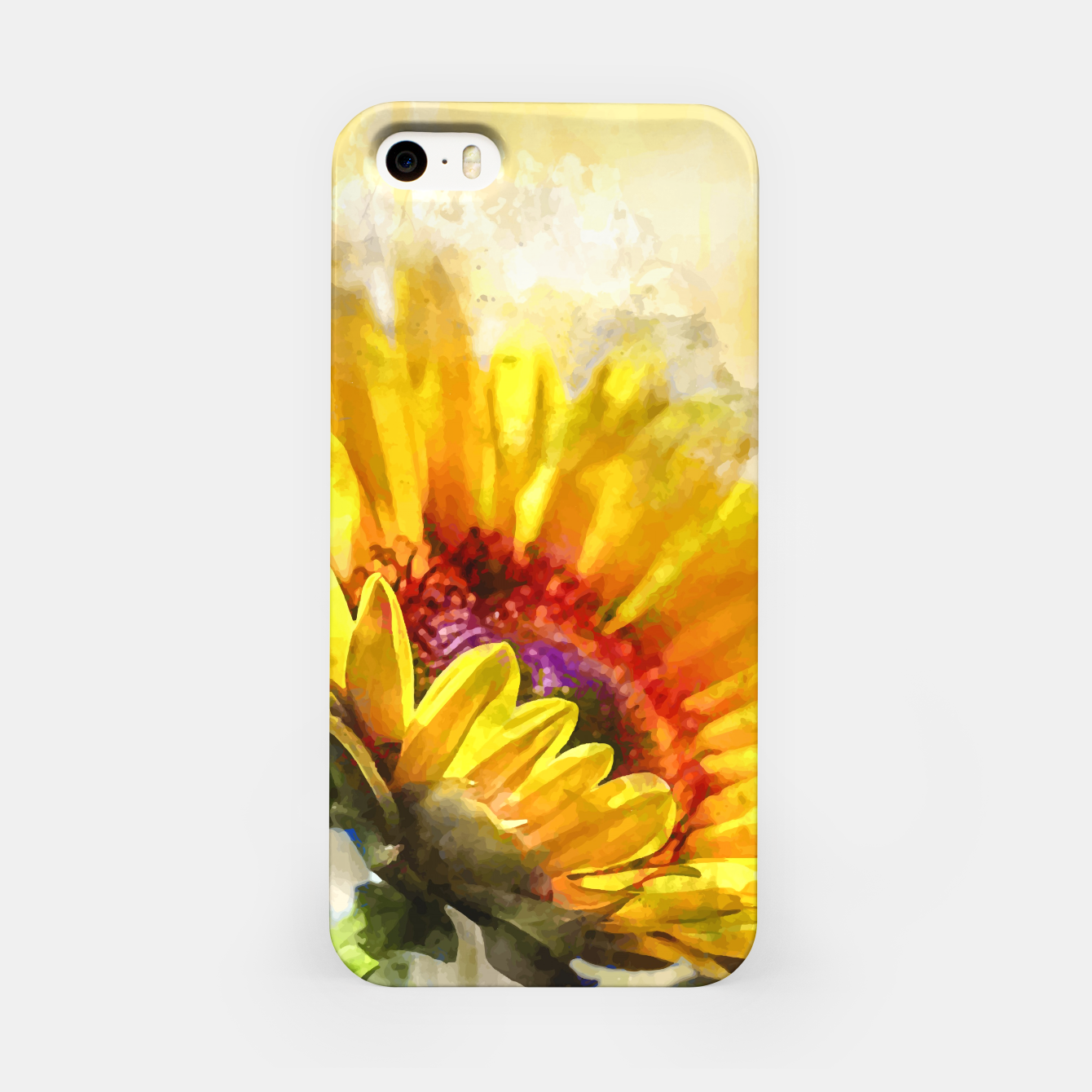Image of Blossom Sunny iPhone Case - Live Heroes