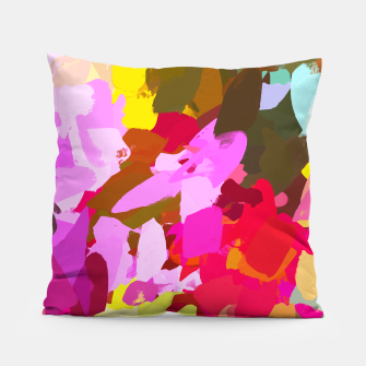 Winterberry Pillow Bild der Miniatur