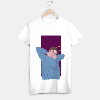 Thumbnail image of can you see me? T-shirt regular, Live Heroes