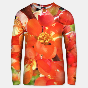 Thumbnail image of blooming quince Bluza unisex, Live Heroes
