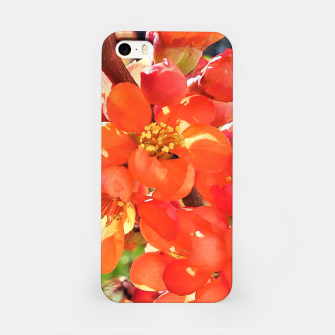 Thumbnail image of blooming quince Obudowa iPhone, Live Heroes