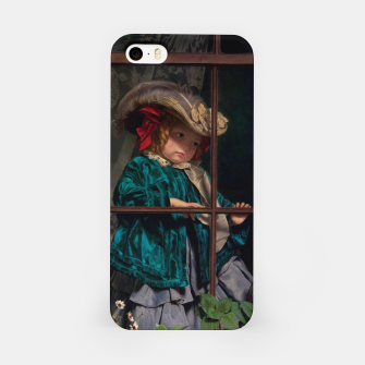 Thumbnail image of No Walk Today by Sophie Gengembre Anderson iPhone Case, Live Heroes
