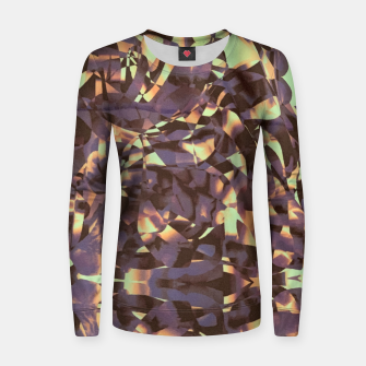 Thumbnail image of Rorschach Women sweater, Live Heroes