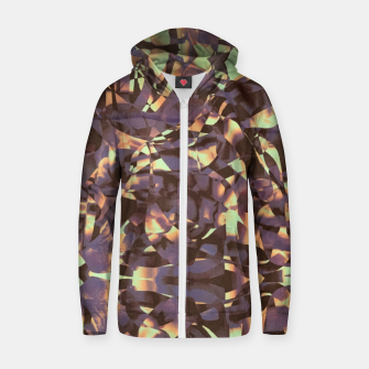 Thumbnail image of Rorschach Zip up hoodie, Live Heroes