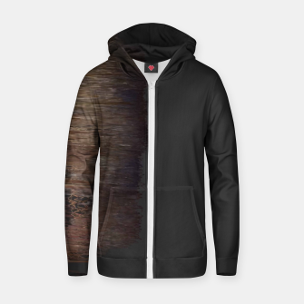 Thumbnail image of damnwave Zip up hoodie, Live Heroes